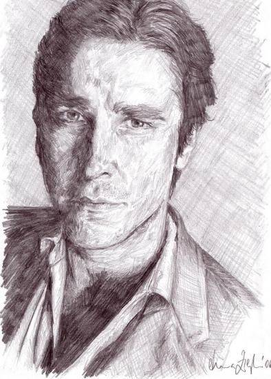 Christian Bale par knopf